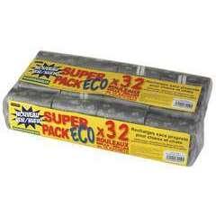Pack de 32 recharges de sachets pour distributeur ramasse crotte