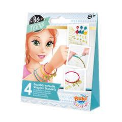 Kit: Bracelets enroulés