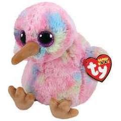 Beanie Boo's Small - Kiwi l'Oiseau - 15 cm