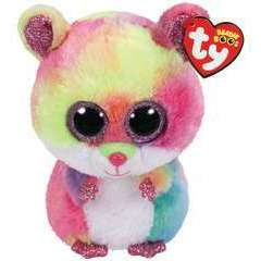 Beanie Boo's Small - Rodney le Hamster - 15 cm