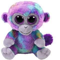 Beanie Boo's Small - Zuri le Singe - 15 cm