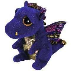 Beanie Boo's Small - Saffire le Dragon - 15 cm