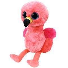 Beanie Boo's Medium - Gilda le Flamant Rose - 23 cm