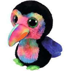 Beanie Boo's Medium - Beaks l'Oiseau - 23 cm