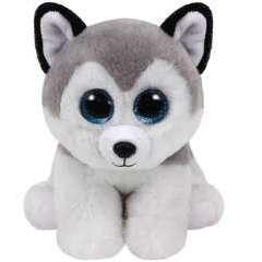 Beanie Babies Medium -  Buff le Husky - 23 cm