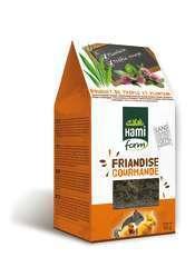 Friandises Gourmandes Bouquet de trefle et plantain 50 gr