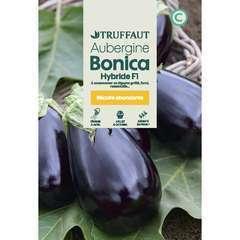 Graines d'aubergine bonica Hybride F1 en sachet
