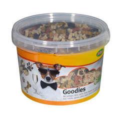Friandises semi-humides pour chien: seau 1,8kg