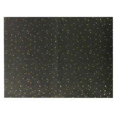 Feuille Décopatch Texture 30x40 Noire