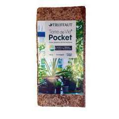 Terreau 'Terre de Vie®' pocket - sac de 8 litres