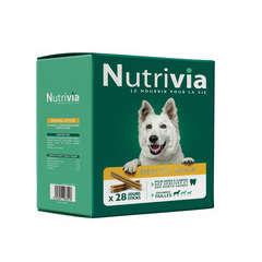 Nutrivia Dental Sticks pour chien: 4x270g