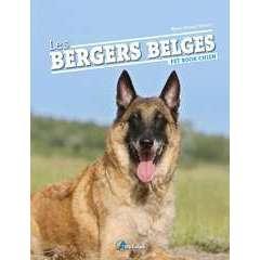 Livre animalerie : Bergers belges