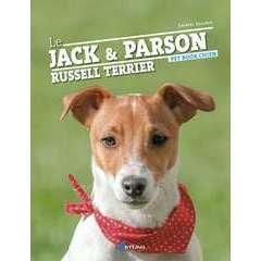 Livre animalerie : Jack et le ParsonRussell Terrier