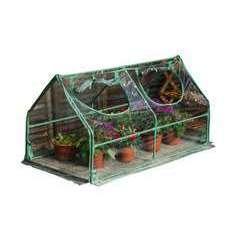 Serre de jardin en châssis - L.120 x l.60 x H.60 cm
