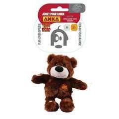 Jouet peluche Teddy Bear, pour chien: taille S/M (22cm)