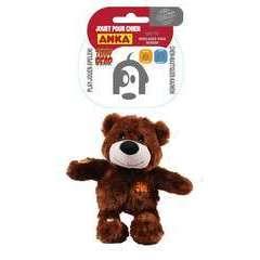 Jouet peluche Teddy Bear, pour chien: taille L (26cm)