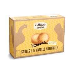 Sablés vanille: 275g