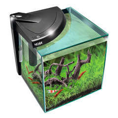 Aquarium Newa More poisson d'eau douce, noir - 20 litres