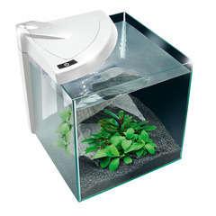 Aquarium Newa More poisson d'eau douce, blanc - 20 litres