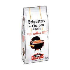 Briquettes de charbon de bois 10kg