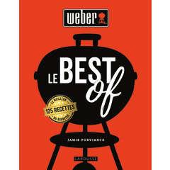 Livre de recettes 'Le Best of Weber'