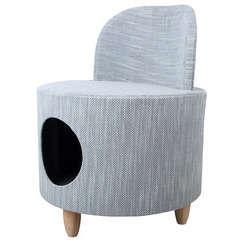 Bridge fauteuil et couchage pour chat Tempo 50 x 50 65 cm