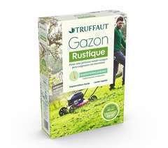 Gazon rustique 1 kg truffaut