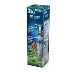 Bouteille rechargeable 500 g de CO2 JBL ProFlora m500 SILVER