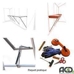 Pack Pratique Alu