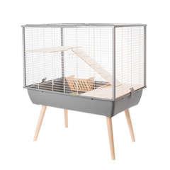 Cage neo muki gris