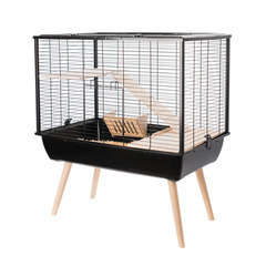 Cage neo muki noir