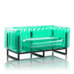 Canapé yomi vert