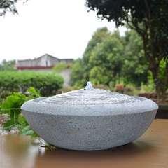 Fontaine d'Intérieur Déco Zen Relaxante Terrazza avec Eclairage Led