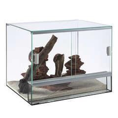 Terrarium verre 80x40x50 5mm