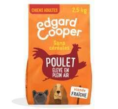 Croquettes pour chien, Adulte Sans Céréales Poulet  2,5kg