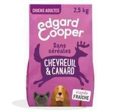 Croquettes Chiens Adultes Sans Céréales  Chevreuil&Canard frais 2,5kg