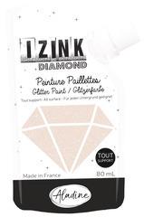 Peinture Izink Diamond or pastel 80ml