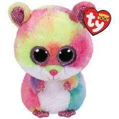 Beanie Boo's Medium - Rodney le Hamster - 23cm