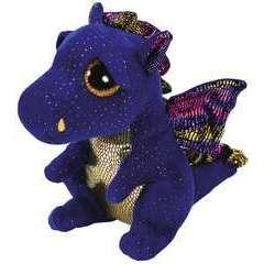 Beanie Boo's Medium - Saffire le Dragon - 23cm