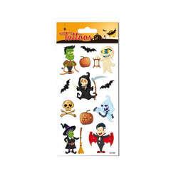 Stickers : Tattoo Halloween