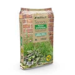 Terreau pour plantes aromatiques - sac de 5 litres