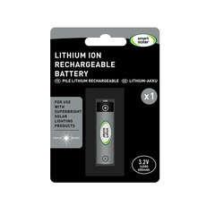 Pile  au lithium 3.2V 600mAh 14500, rechargeable