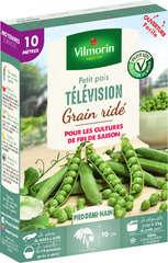 Graines de pois nain à Grain Ridé Télévision en boite