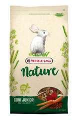 Aliment pour lapin Nature cuni junior 2,3kg