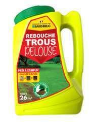 Rebouche Trou Pelouse - Bidon semoir 1 kg