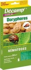Traitement contre les larves de doryphores