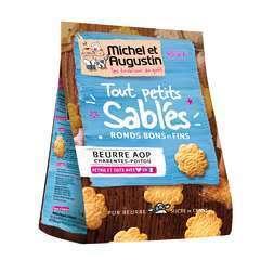 Biscuit sablés au beurre AOP Charentes Poitou 90g