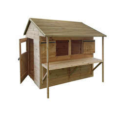 Maisonnette pour enfant  HACIENDA TABLE L 169,8 x l 117 x H 36 cm