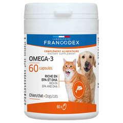 Complément Omega-3 pour Chien et Chat - x60