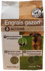 Engrais Gazon 3 en 1